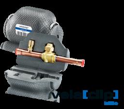 Vela-clip-Isolierschalen